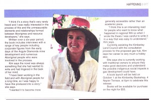 Broome Advertiser | Happenings | 19 Sept 2008