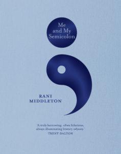 Semicolon Rani Middleton cover