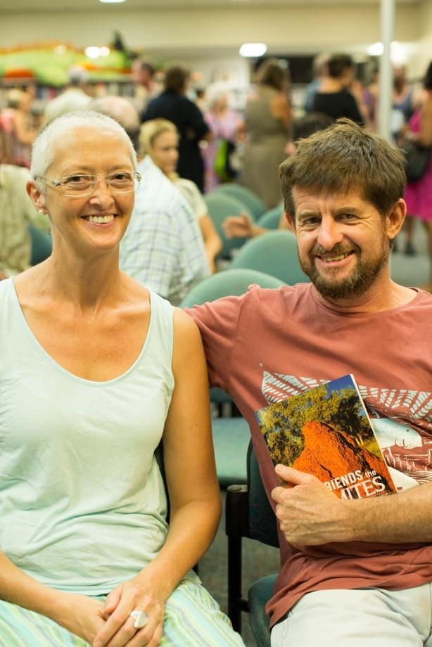 Kimberley stories at Kimberley Book Launch