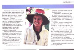 Broome Advertiser | Happenings | 19 Sept 2008