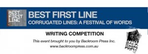 best first lines 2013